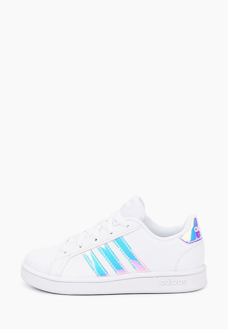 Кеды для мальчиков Adidas (Адидас) FW1274: изображение 1