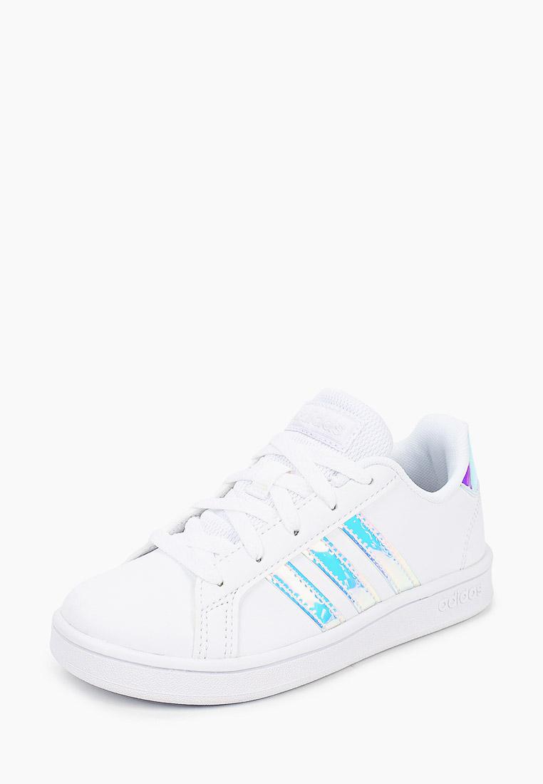 Кеды для мальчиков Adidas (Адидас) FW1274: изображение 2