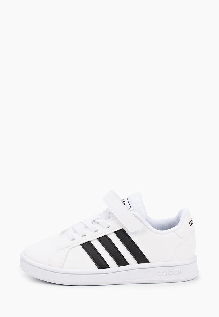 Кеды для девочек Adidas (Адидас) EF0109