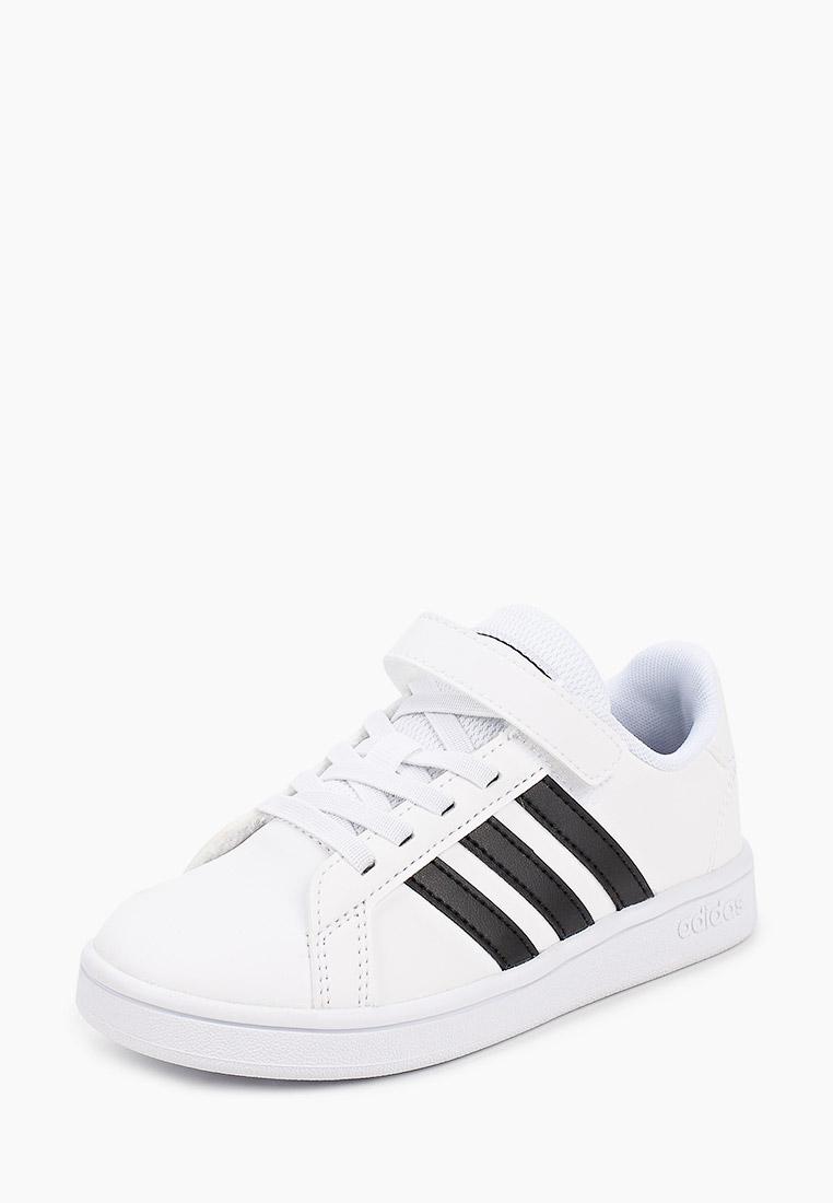 Кеды для мальчиков Adidas (Адидас) EF0109: изображение 2