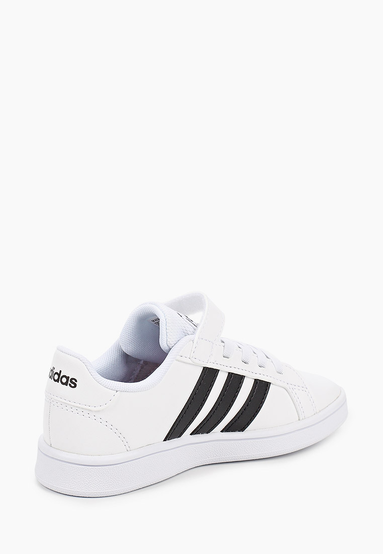Кеды для мальчиков Adidas (Адидас) EF0109: изображение 3