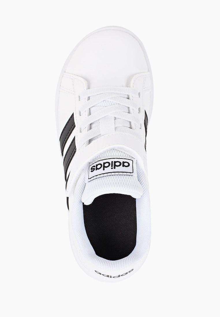 Кеды для мальчиков Adidas (Адидас) EF0109: изображение 4