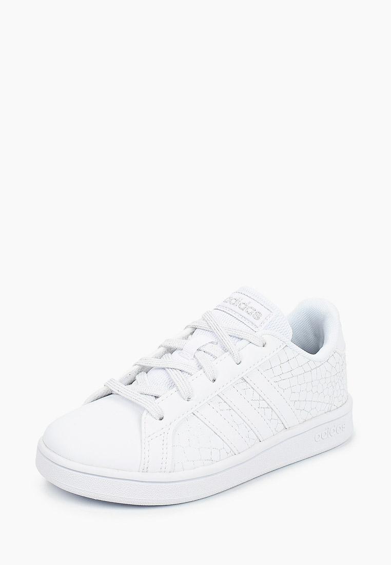 Кеды для мальчиков Adidas (Адидас) FW4575: изображение 2