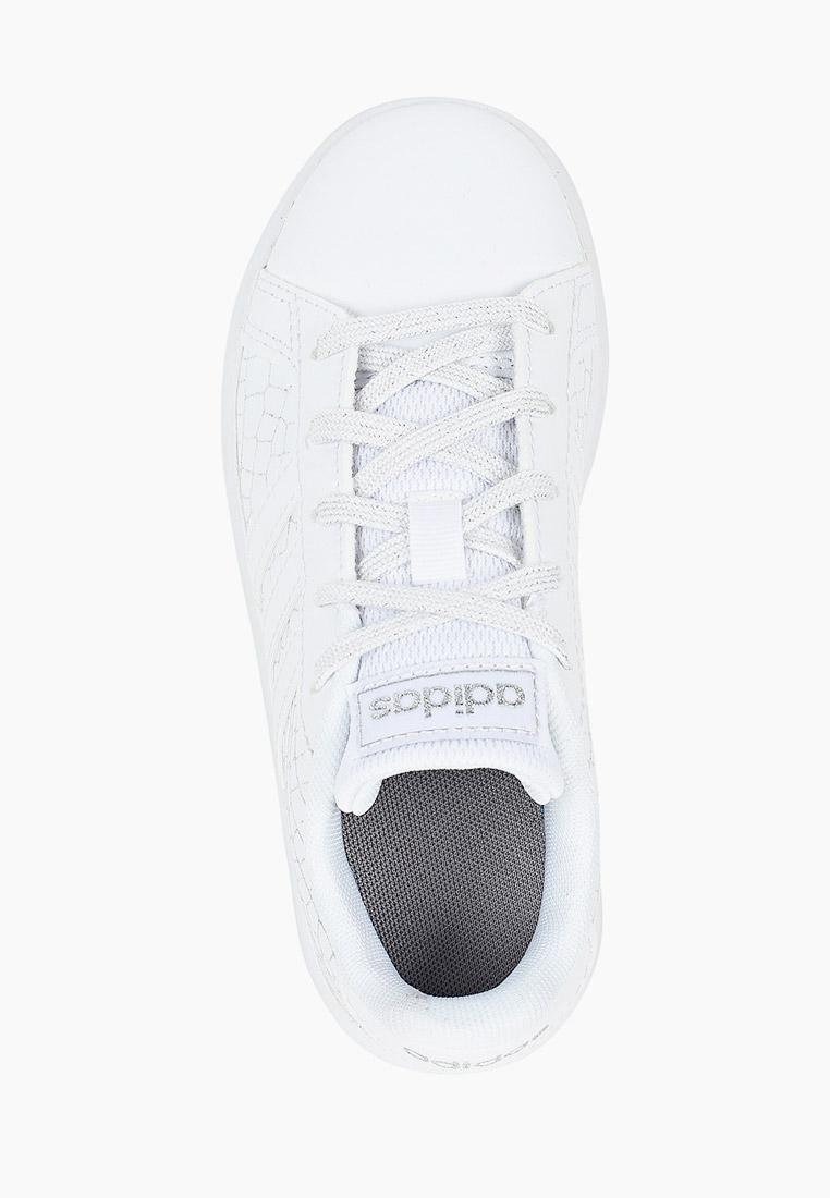 Кеды для мальчиков Adidas (Адидас) FW4575: изображение 4
