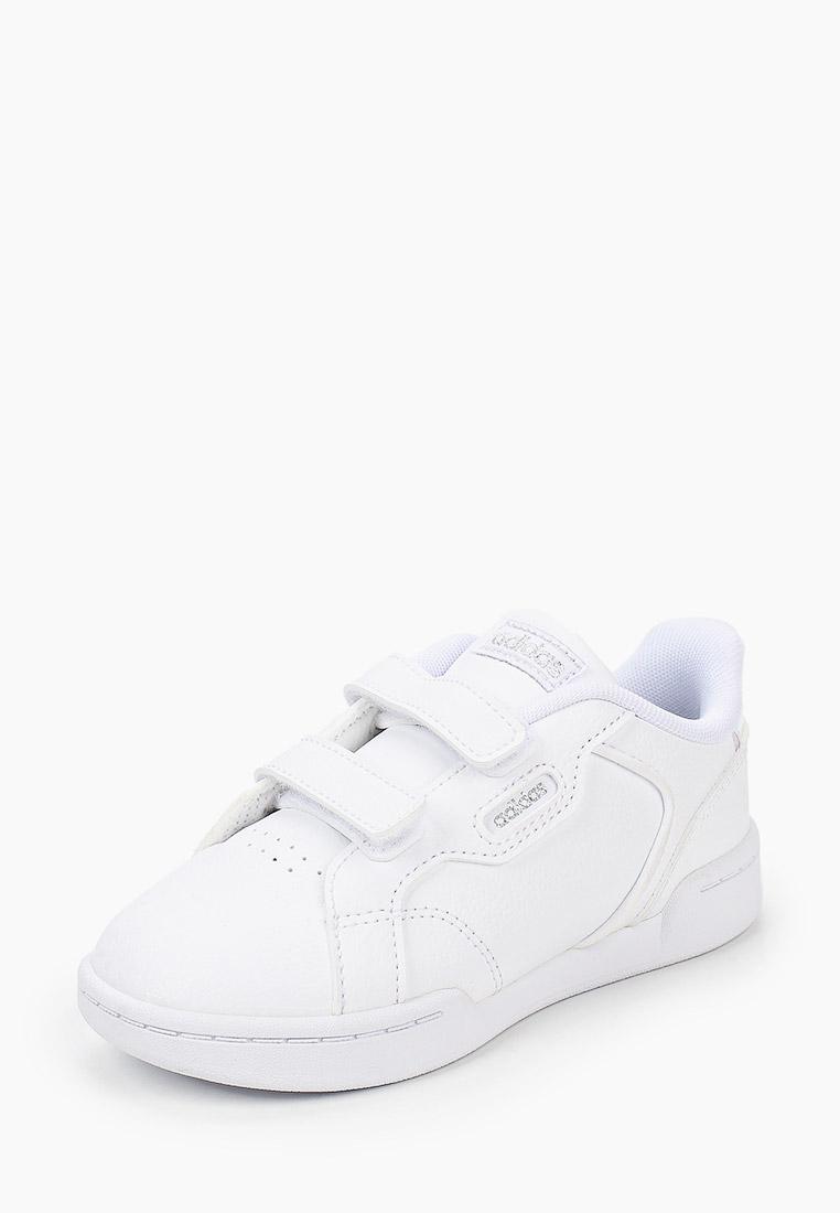 Кеды для мальчиков Adidas (Адидас) FW3292: изображение 2