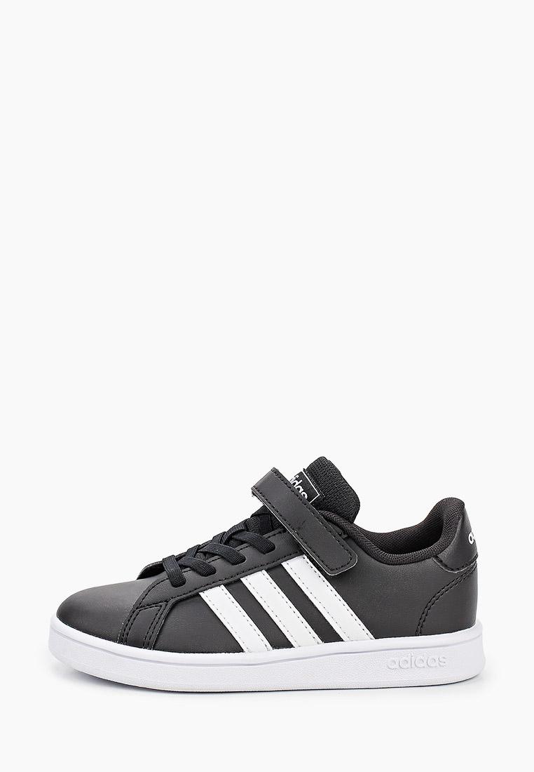 Кеды для мальчиков Adidas (Адидас) EF0108