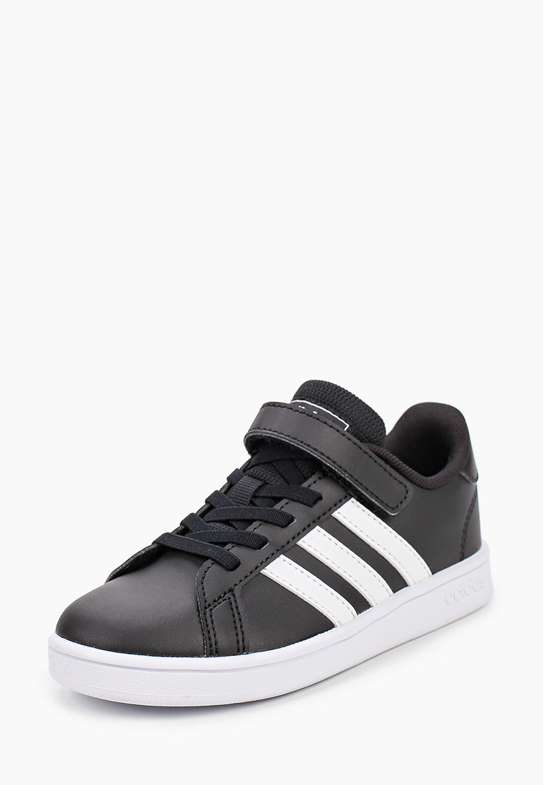 Кеды для мальчиков Adidas (Адидас) EF0108: изображение 2