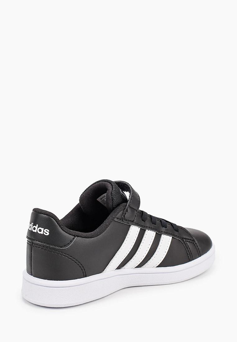 Кеды для мальчиков Adidas (Адидас) EF0108: изображение 3