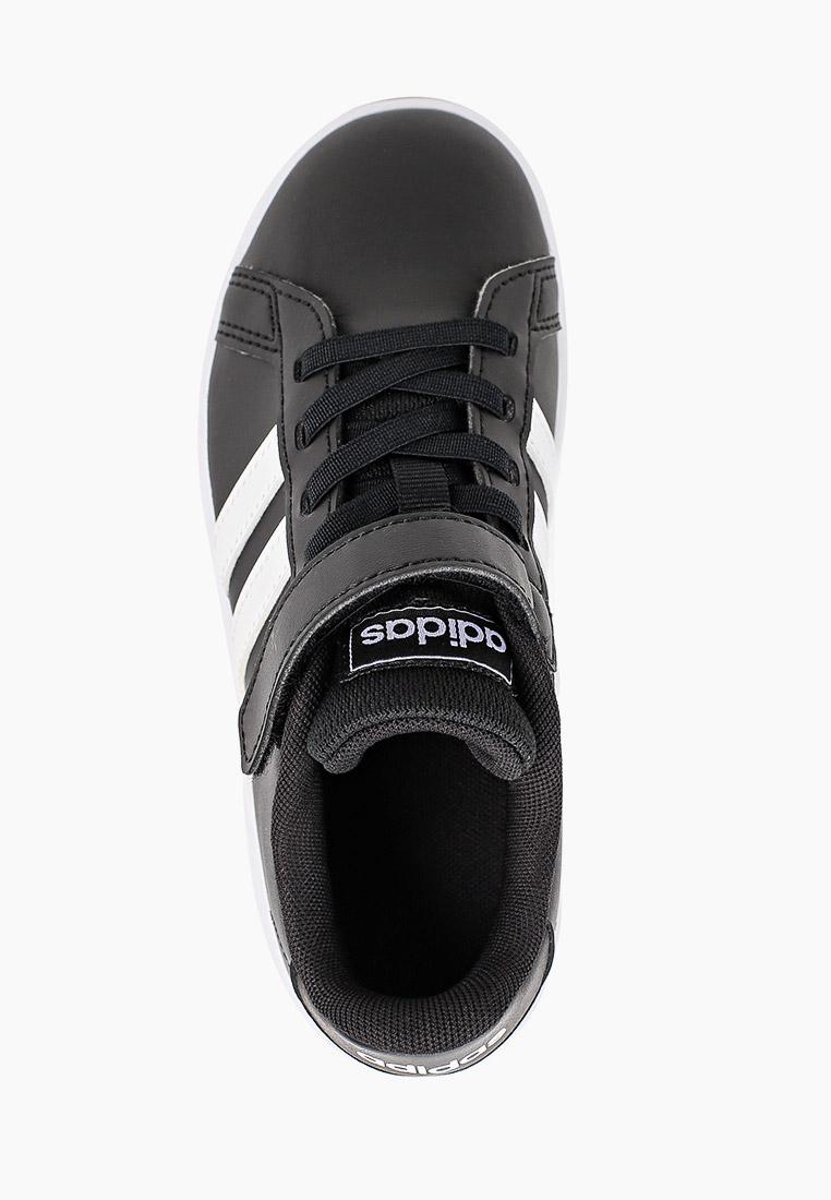 Кеды для мальчиков Adidas (Адидас) EF0108: изображение 4