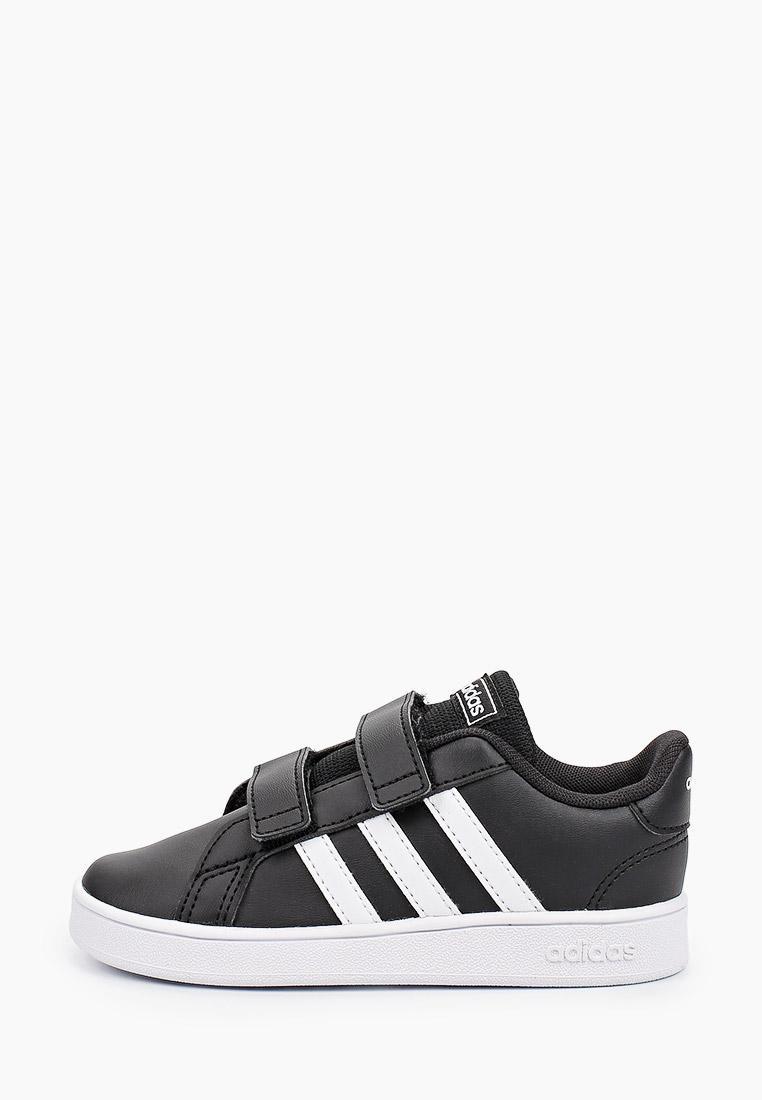 Кеды для мальчиков Adidas (Адидас) EF0117