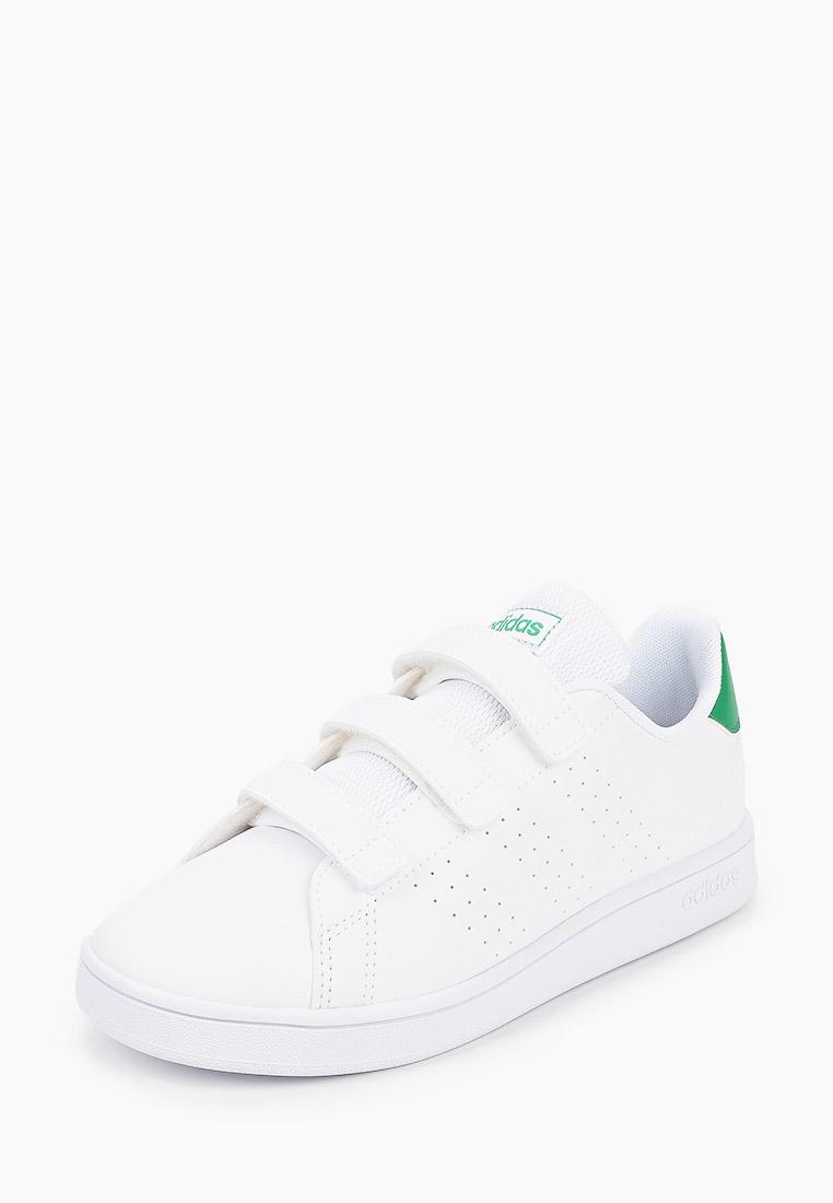 Кеды для мальчиков Adidas (Адидас) EF0223: изображение 7