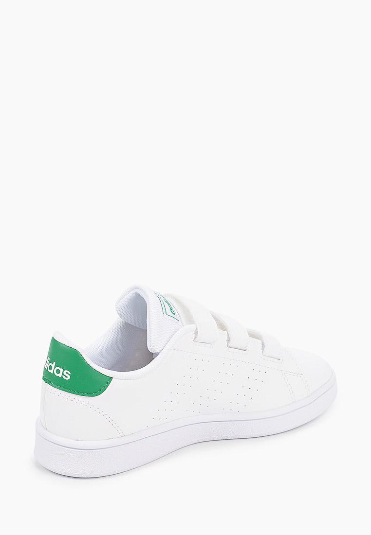 Кеды для мальчиков Adidas (Адидас) EF0223: изображение 8