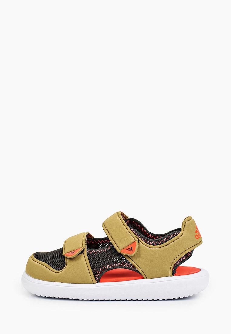 Сандалии Adidas (Адидас) FY6038: изображение 1