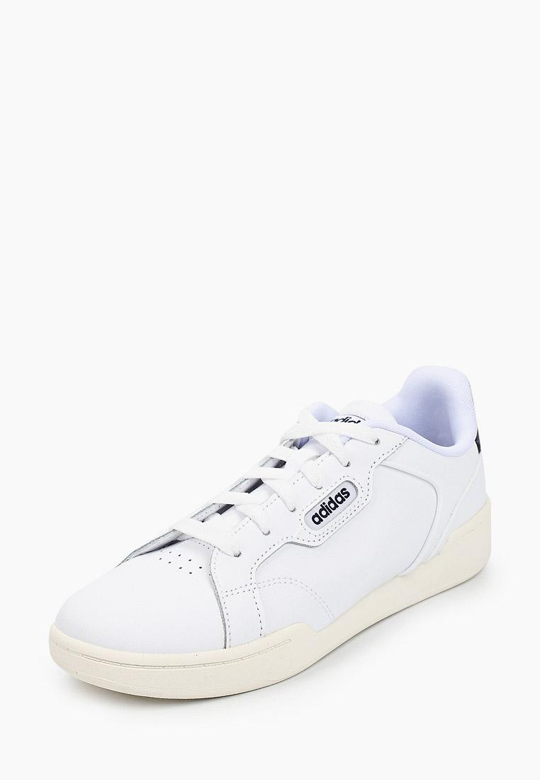 Кеды для мальчиков Adidas (Адидас) FY7181: изображение 2