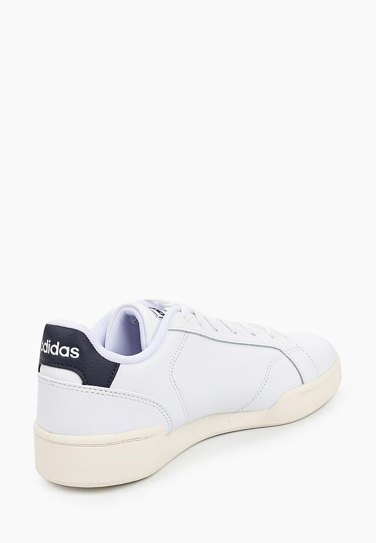 Кеды для мальчиков Adidas (Адидас) FY7181: изображение 3