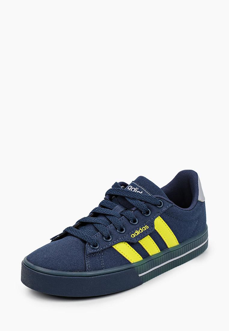 Кеды для мальчиков Adidas (Адидас) FY7199: изображение 2