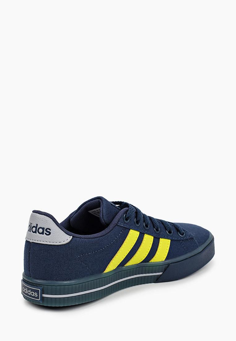 Кеды для мальчиков Adidas (Адидас) FY7199: изображение 3
