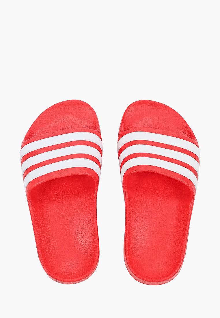 Сланцы для мальчиков Adidas (Адидас) FY8066: изображение 4