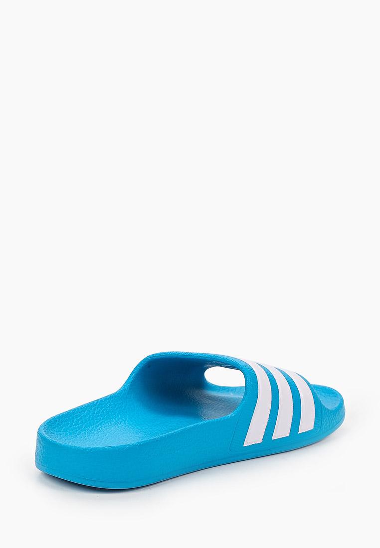 Сланцы для мальчиков Adidas (Адидас) FY8071: изображение 3