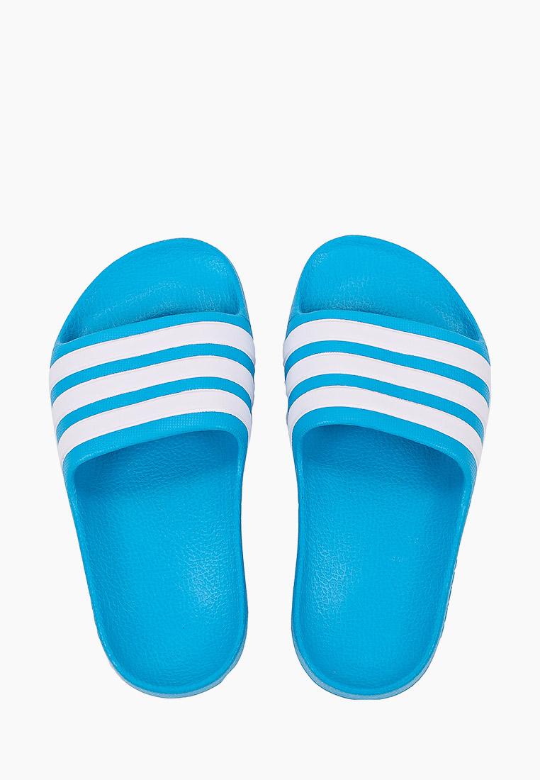 Сланцы для мальчиков Adidas (Адидас) FY8071: изображение 4