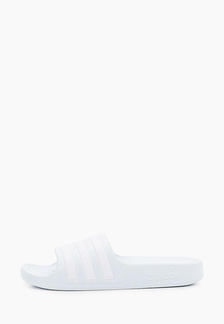 Сланцы для девочек Adidas (Адидас) Сланцы adidas