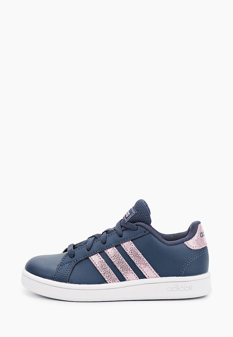 Кеды для мальчиков Adidas (Адидас) FY8722: изображение 1