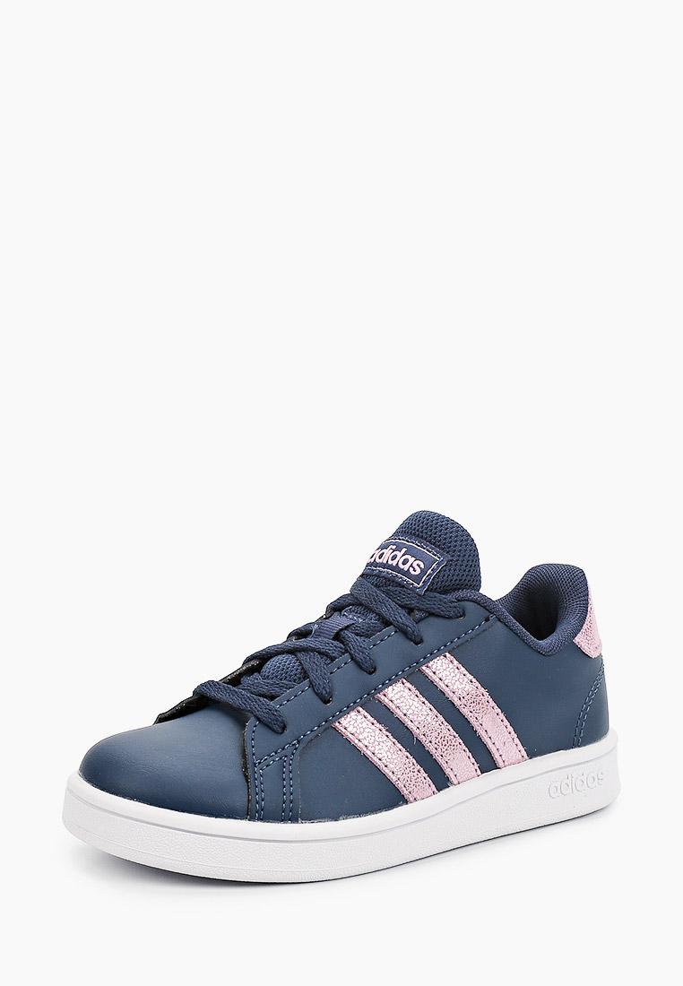 Кеды для мальчиков Adidas (Адидас) FY8722: изображение 2