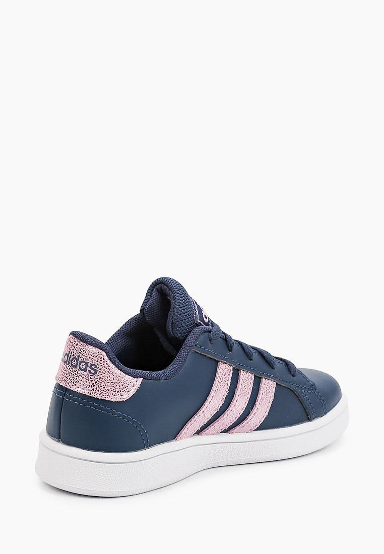 Кеды для мальчиков Adidas (Адидас) FY8722: изображение 3