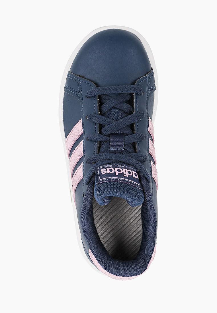 Кеды для мальчиков Adidas (Адидас) FY8722: изображение 4