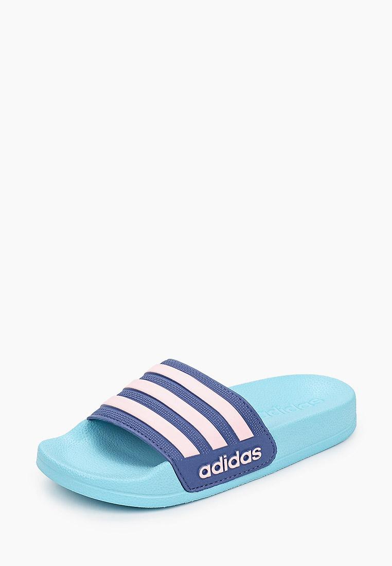 Сланцы для мальчиков Adidas (Адидас) FY8842: изображение 2
