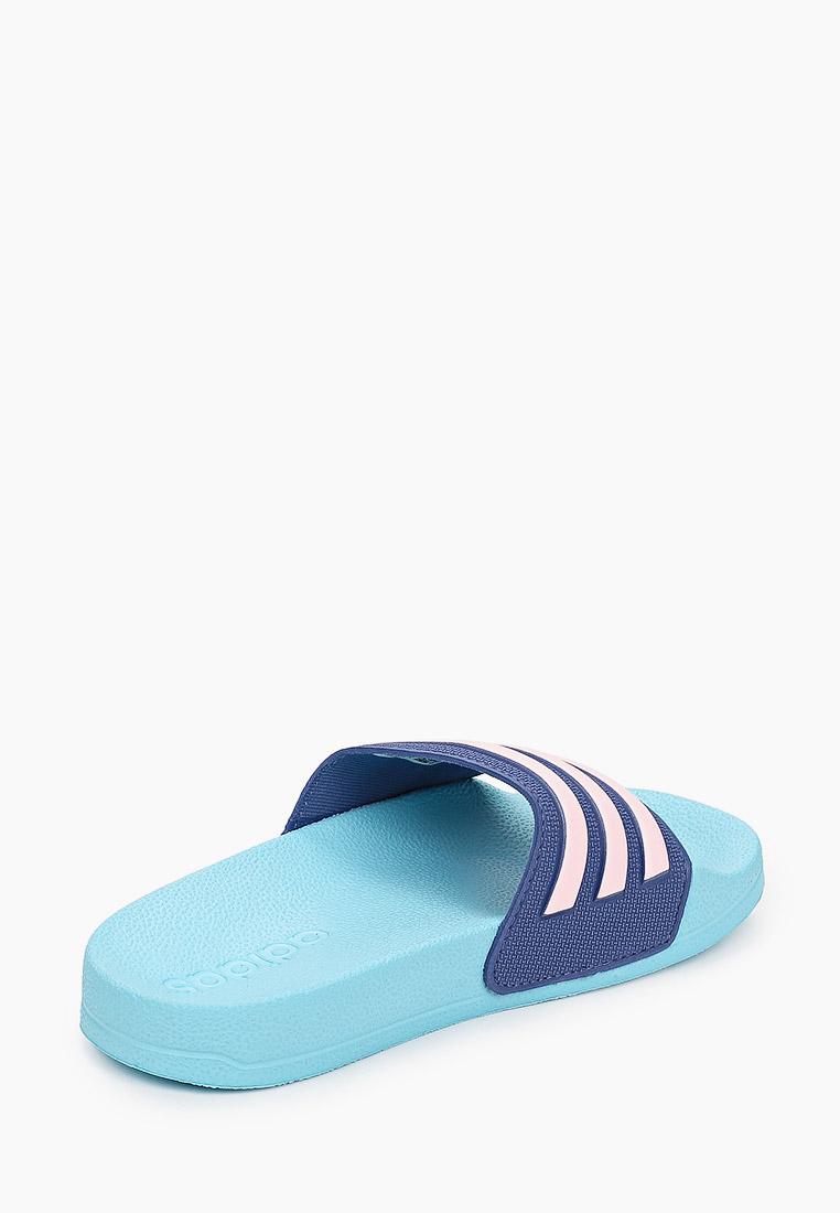 Сланцы для мальчиков Adidas (Адидас) FY8842: изображение 3