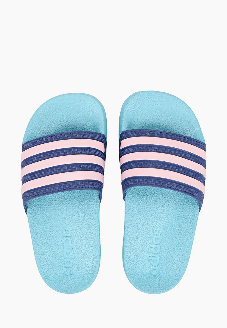 Сланцы для мальчиков Adidas (Адидас) FY8842: изображение 4