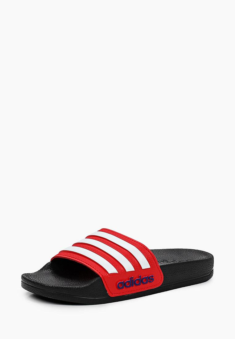 Сланцы для мальчиков Adidas (Адидас) FY8844: изображение 2