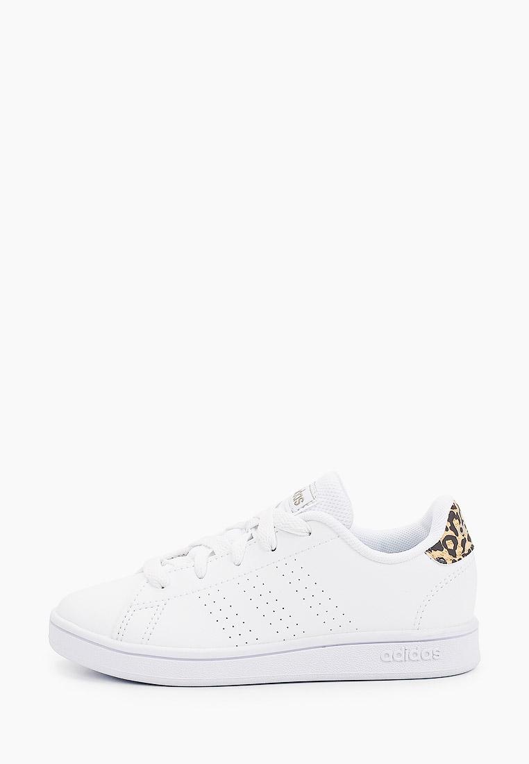 Кеды для мальчиков Adidas (Адидас) FY8875