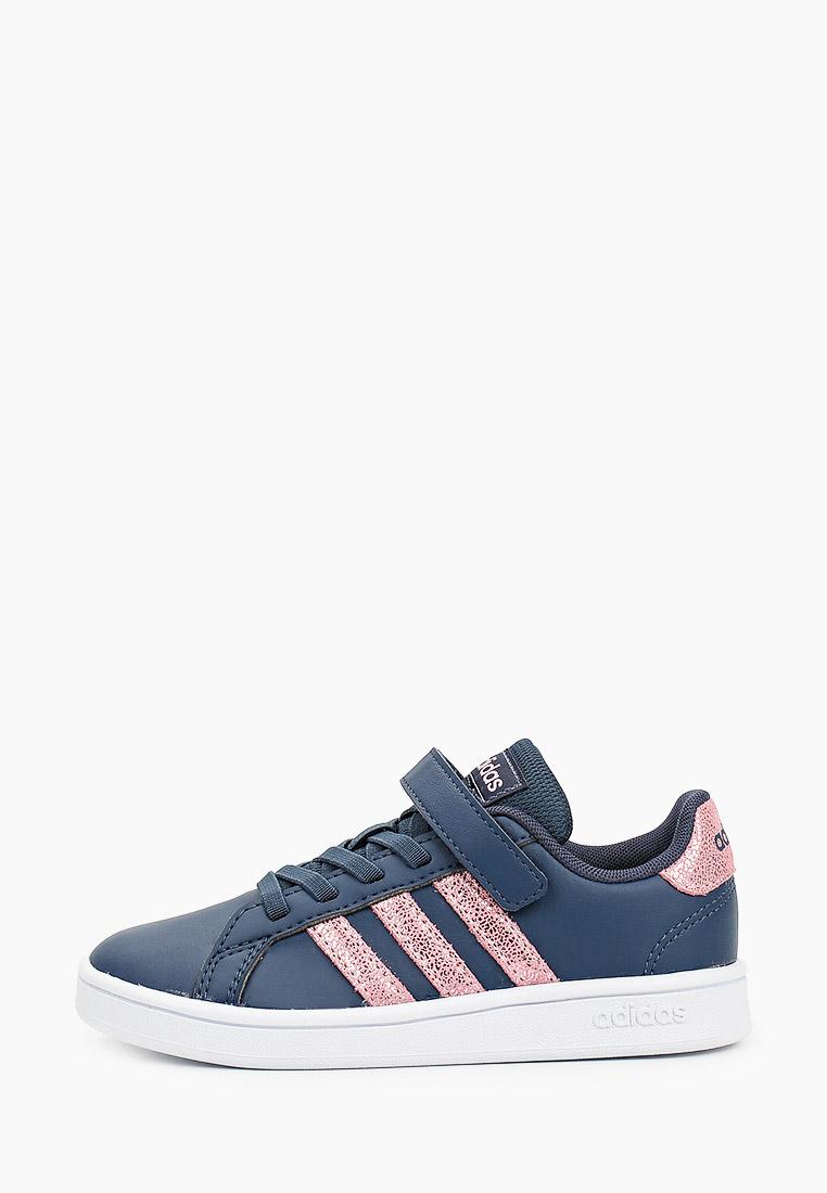 Кеды для мальчиков Adidas (Адидас) FY9241
