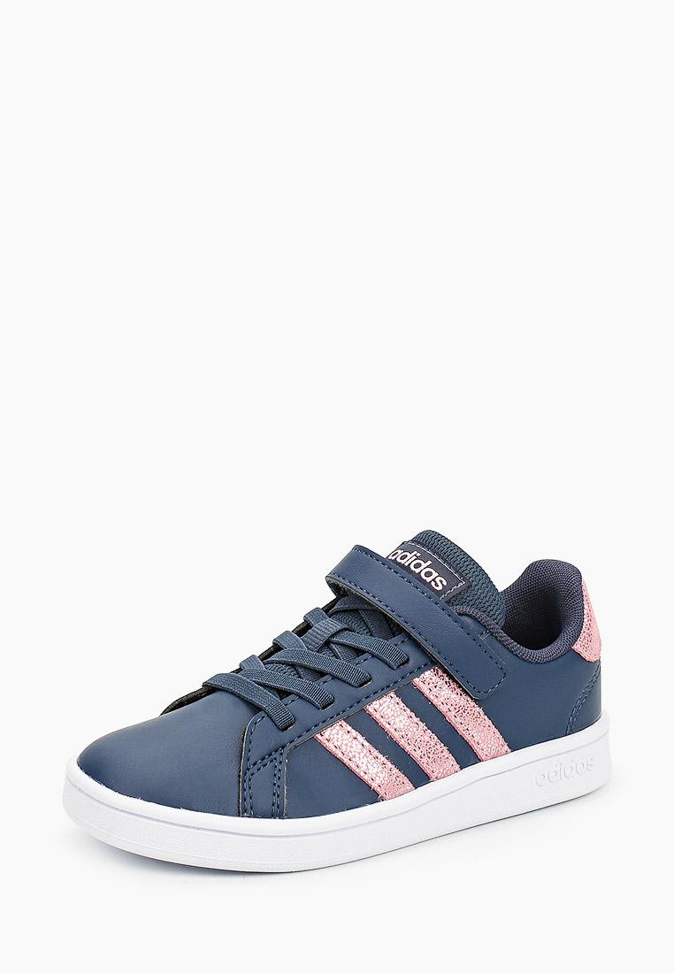Кеды для мальчиков Adidas (Адидас) FY9241: изображение 2