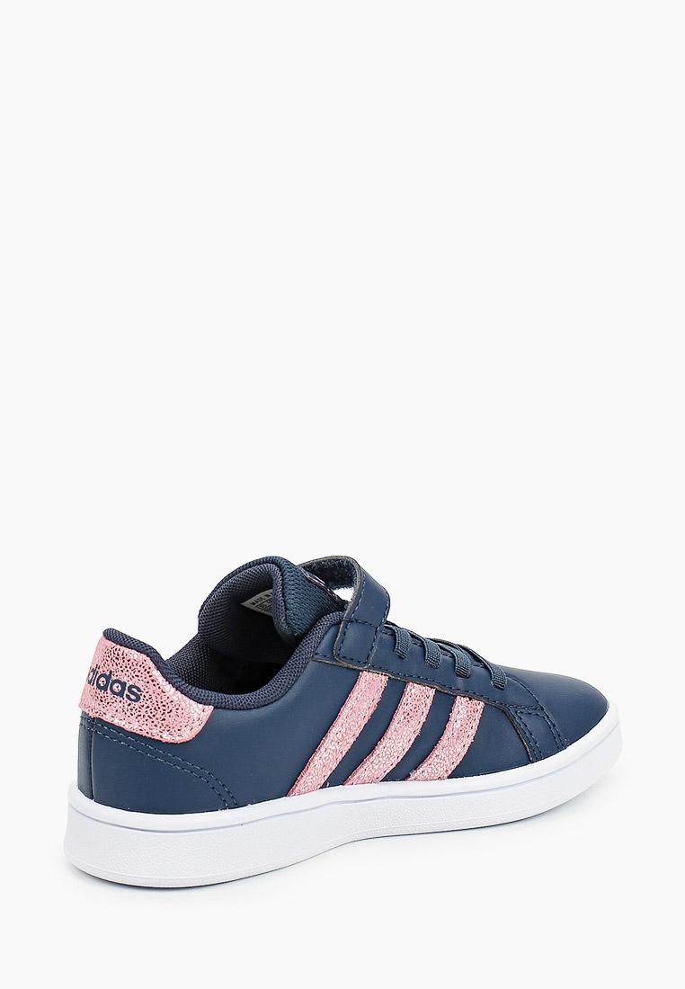 Кеды для мальчиков Adidas (Адидас) FY9241: изображение 3