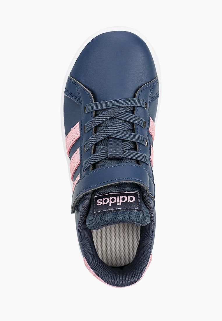 Кеды для мальчиков Adidas (Адидас) FY9241: изображение 4