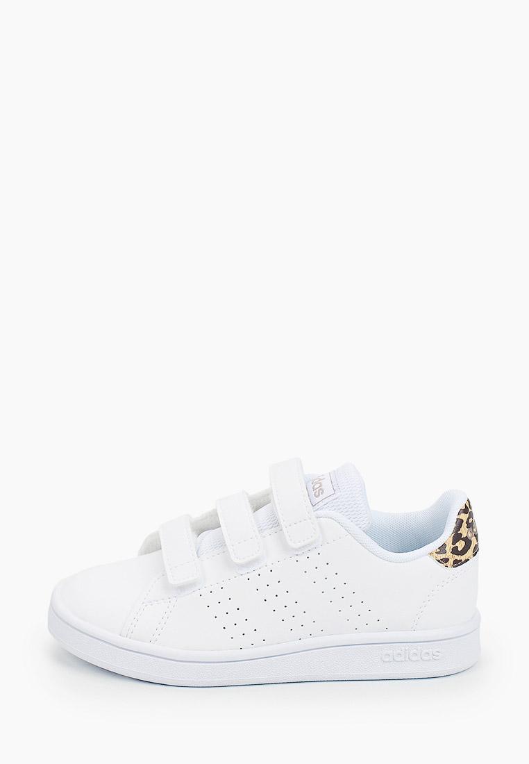 Кеды для мальчиков Adidas (Адидас) FY9246