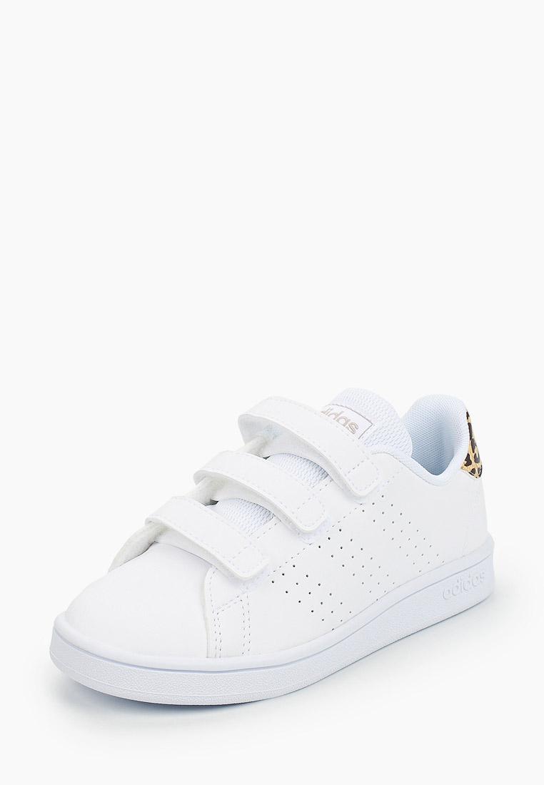 Кеды для мальчиков Adidas (Адидас) FY9246: изображение 2