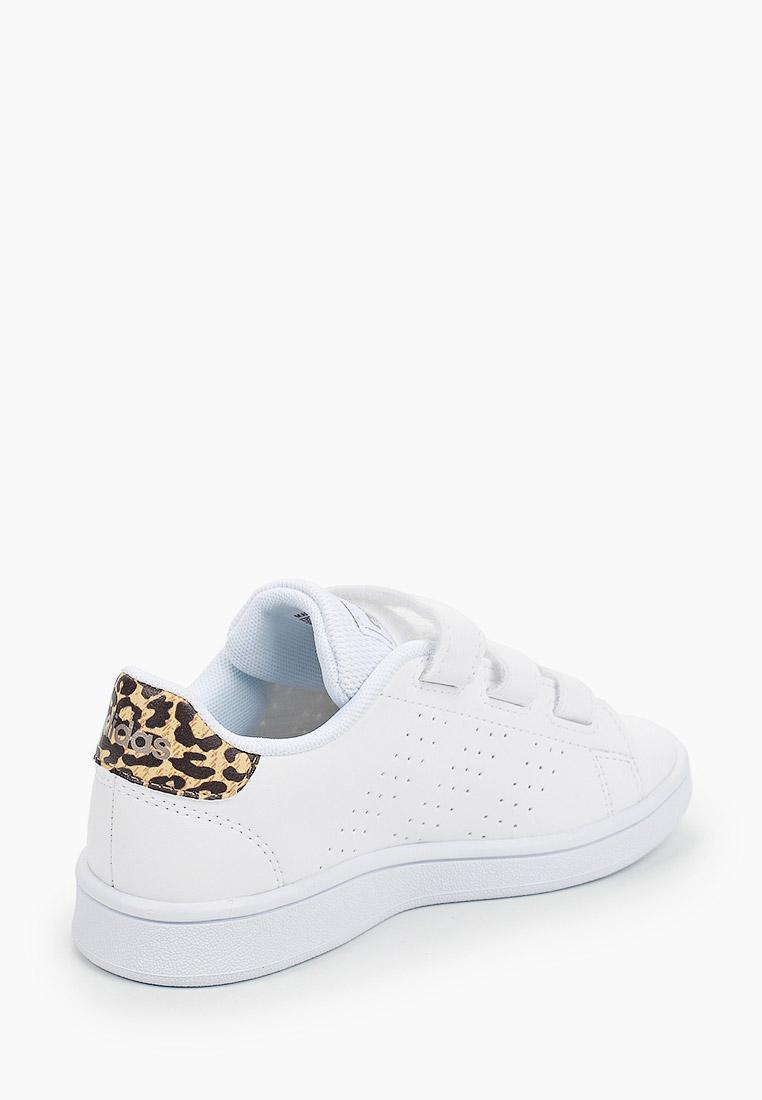 Кеды для мальчиков Adidas (Адидас) FY9246: изображение 3