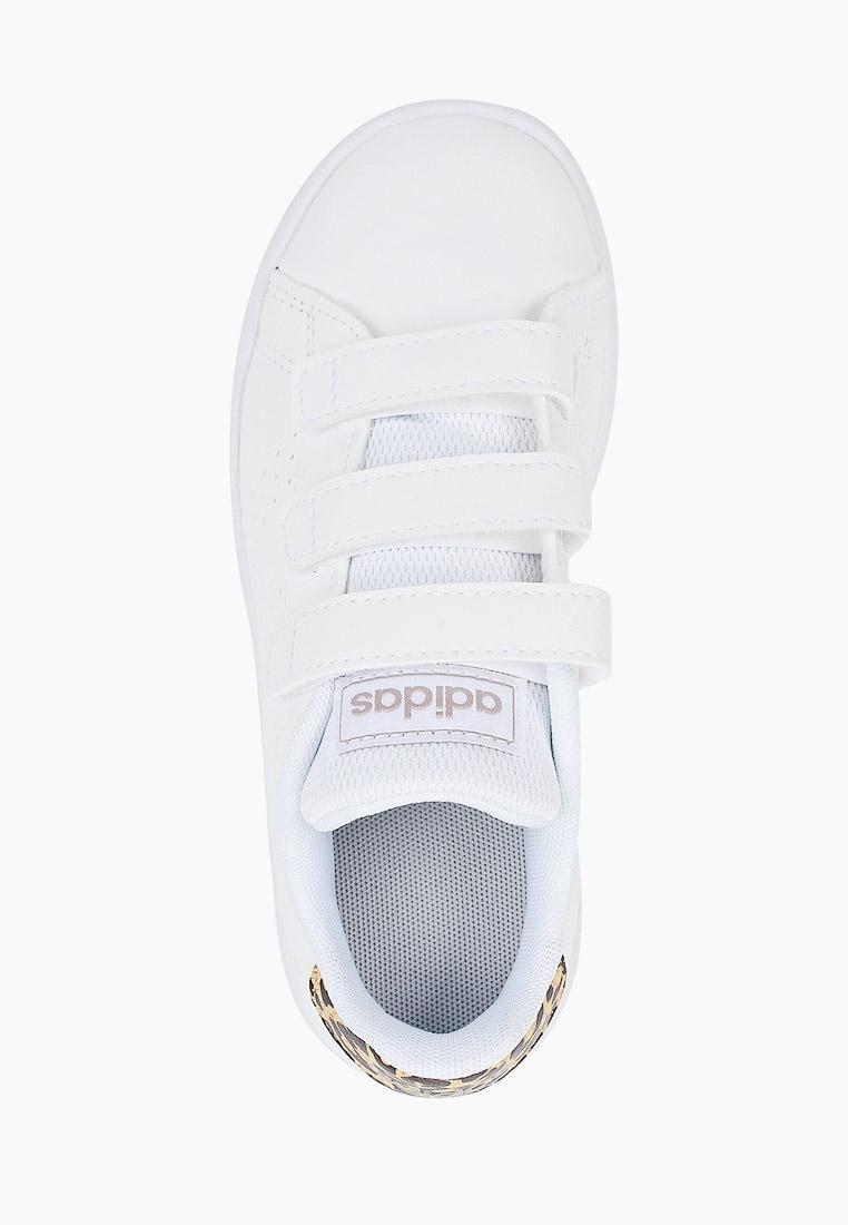 Кеды для мальчиков Adidas (Адидас) FY9246: изображение 4