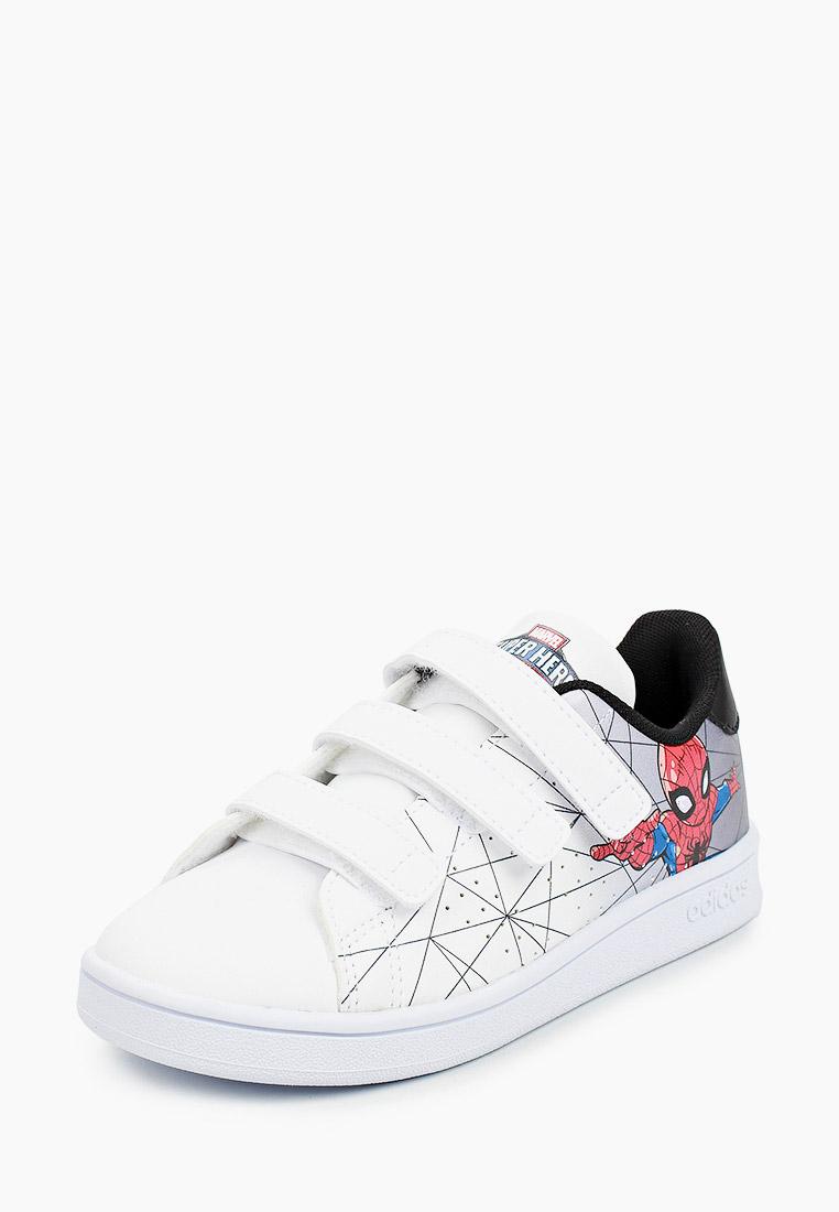 Кеды для мальчиков Adidas (Адидас) FY9251: изображение 2