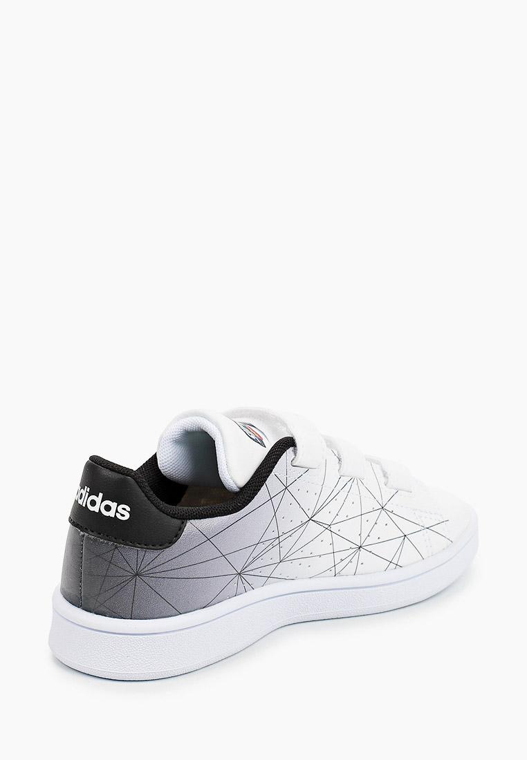 Кеды для мальчиков Adidas (Адидас) FY9251: изображение 3