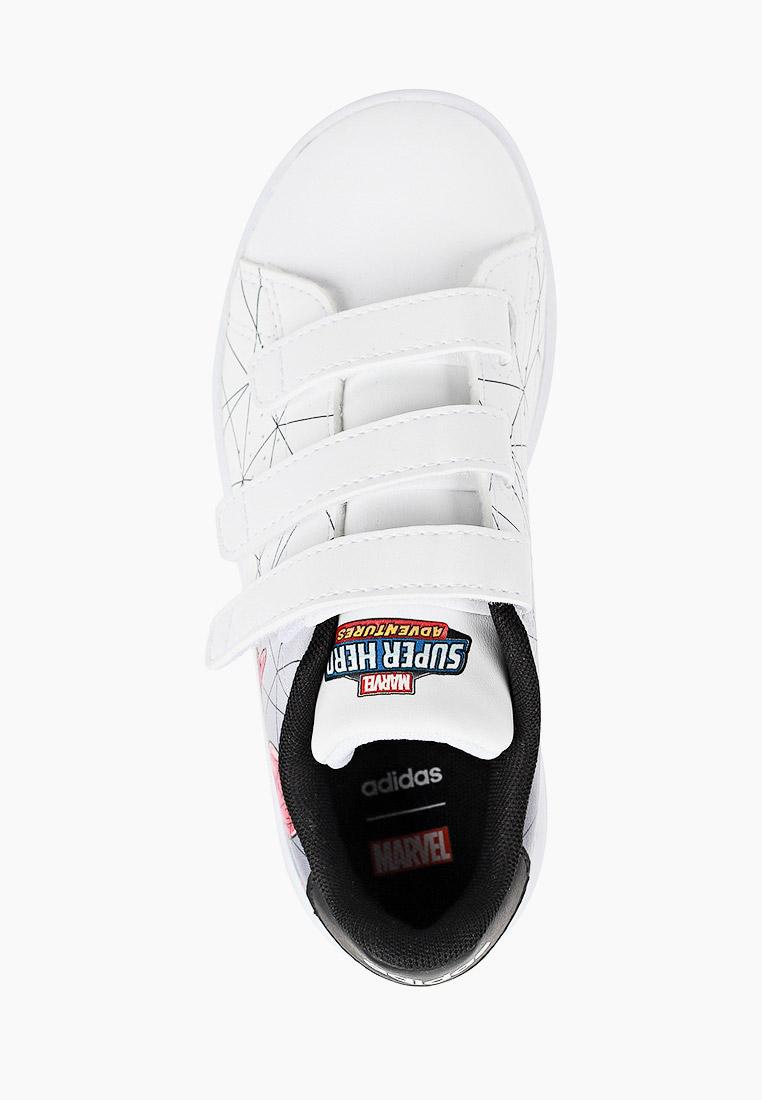 Кеды для мальчиков Adidas (Адидас) FY9251: изображение 4