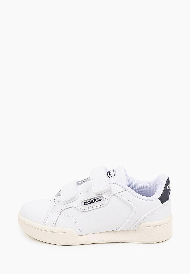 Кеды для мальчиков Adidas (Адидас) FY9279