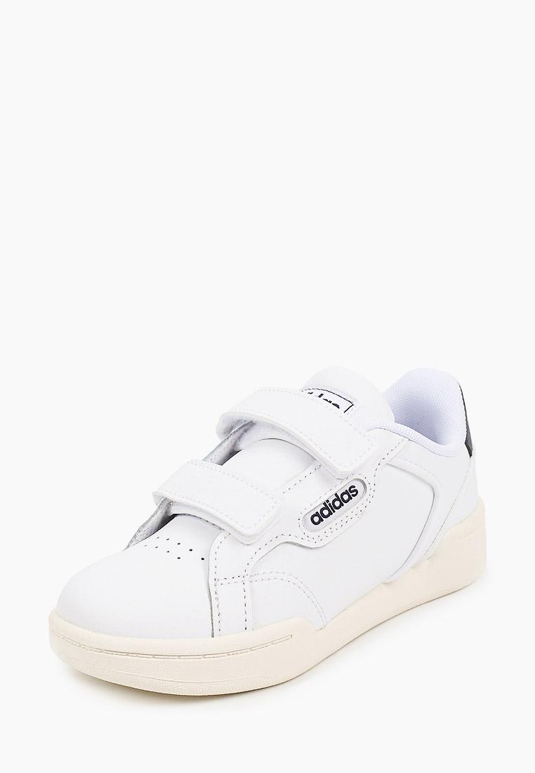 Кеды для мальчиков Adidas (Адидас) FY9279: изображение 2