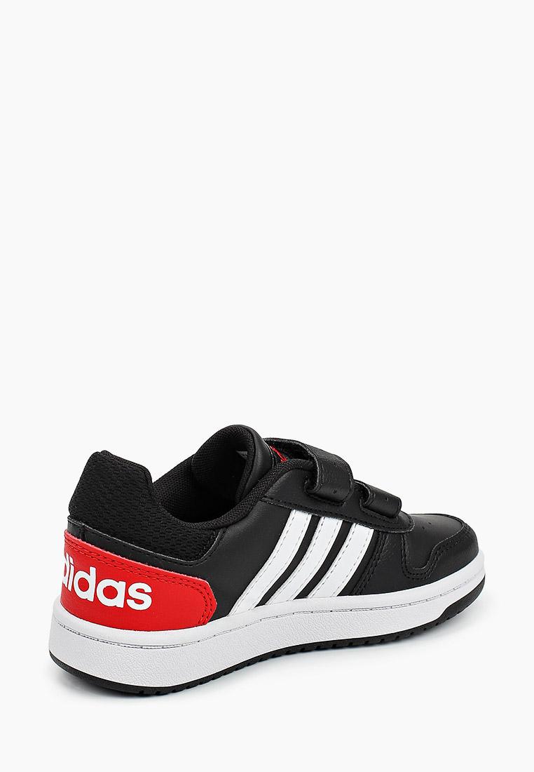 Кеды для мальчиков Adidas (Адидас) FY9442: изображение 3