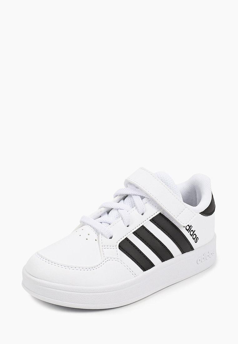 Кеды для мальчиков Adidas (Адидас) FZ0106: изображение 2
