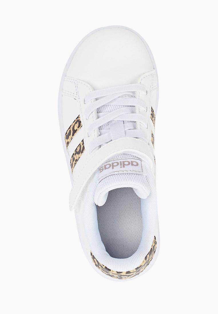 Кеды для мальчиков Adidas (Адидас) FZ3516: изображение 4